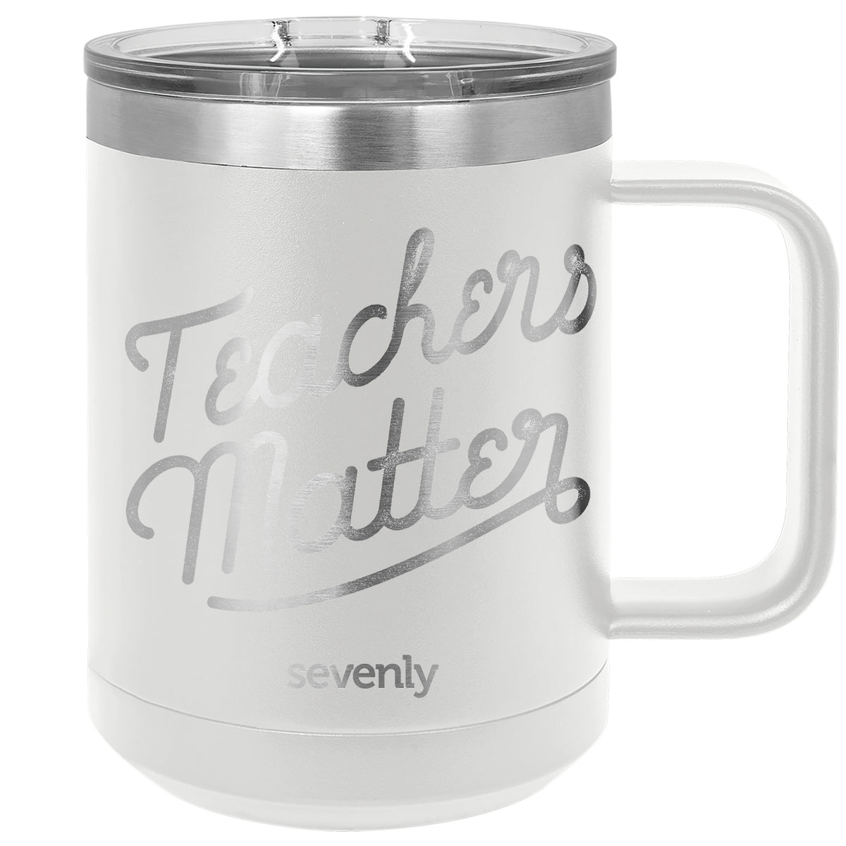 Teachers Matter Insulated Mug Drinkware