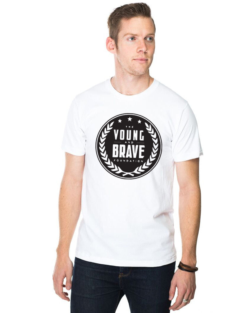 Young and Brave Tee