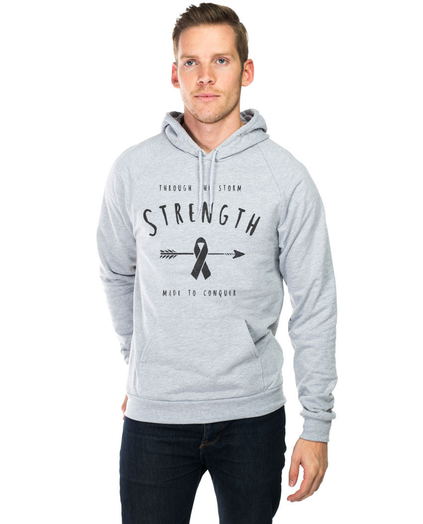 Through The Storm Unisex Hoodie