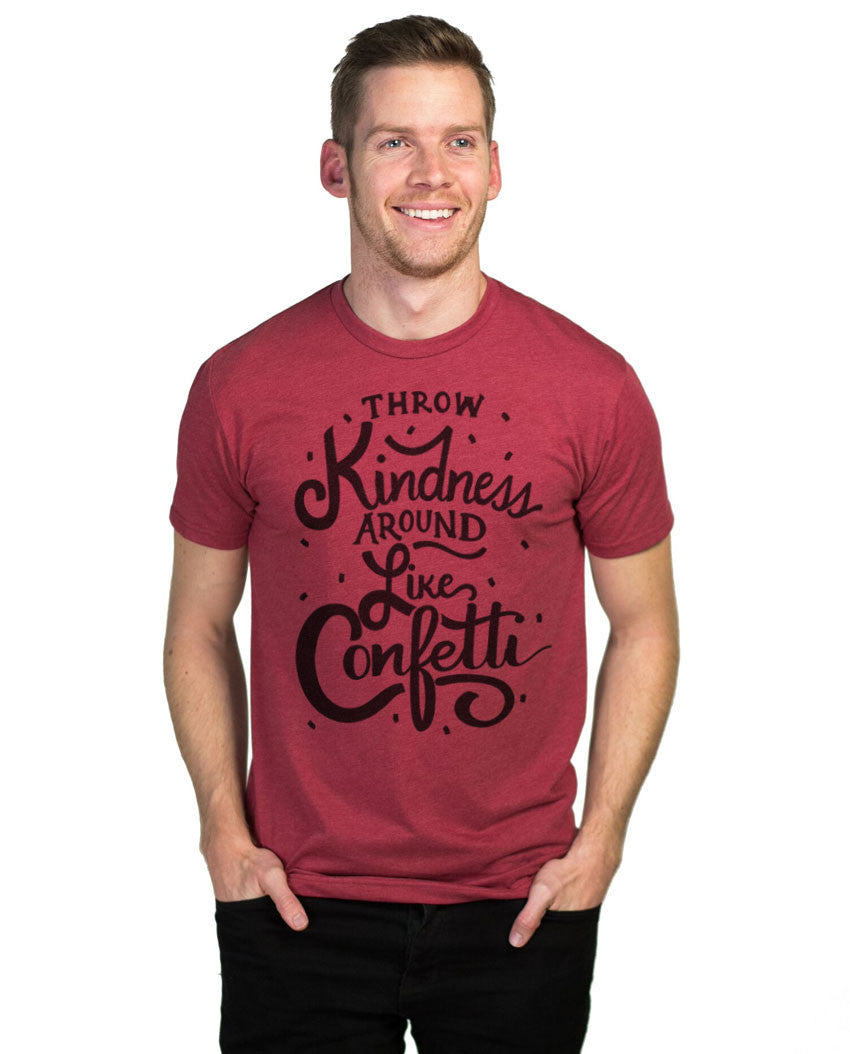 Throw Kindness Tee