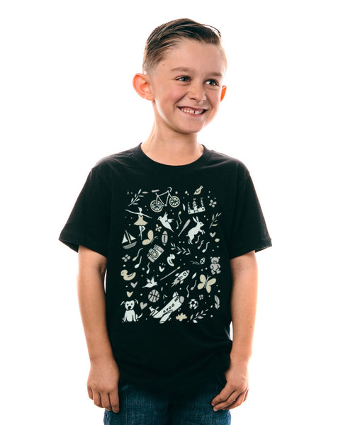 Childs Imagination Kids Tee