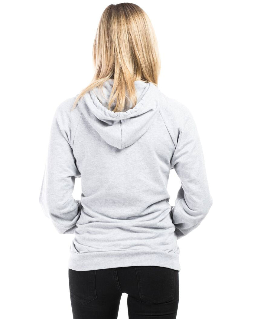 Airplane Mode - Women's Raglan Hoodie by Tech Wellness
