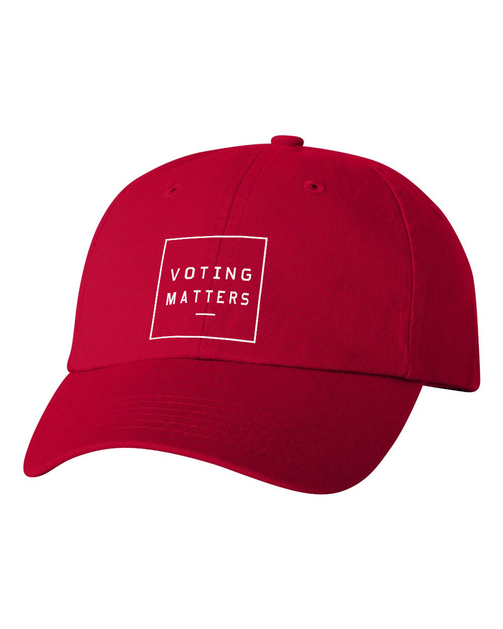 Voting Matters Dad Cap