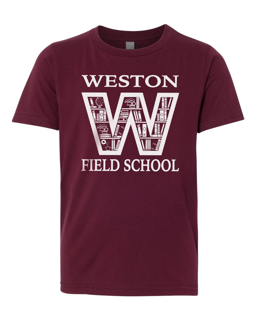 Weston Field School Youth & Adult Short Sleeve Tee