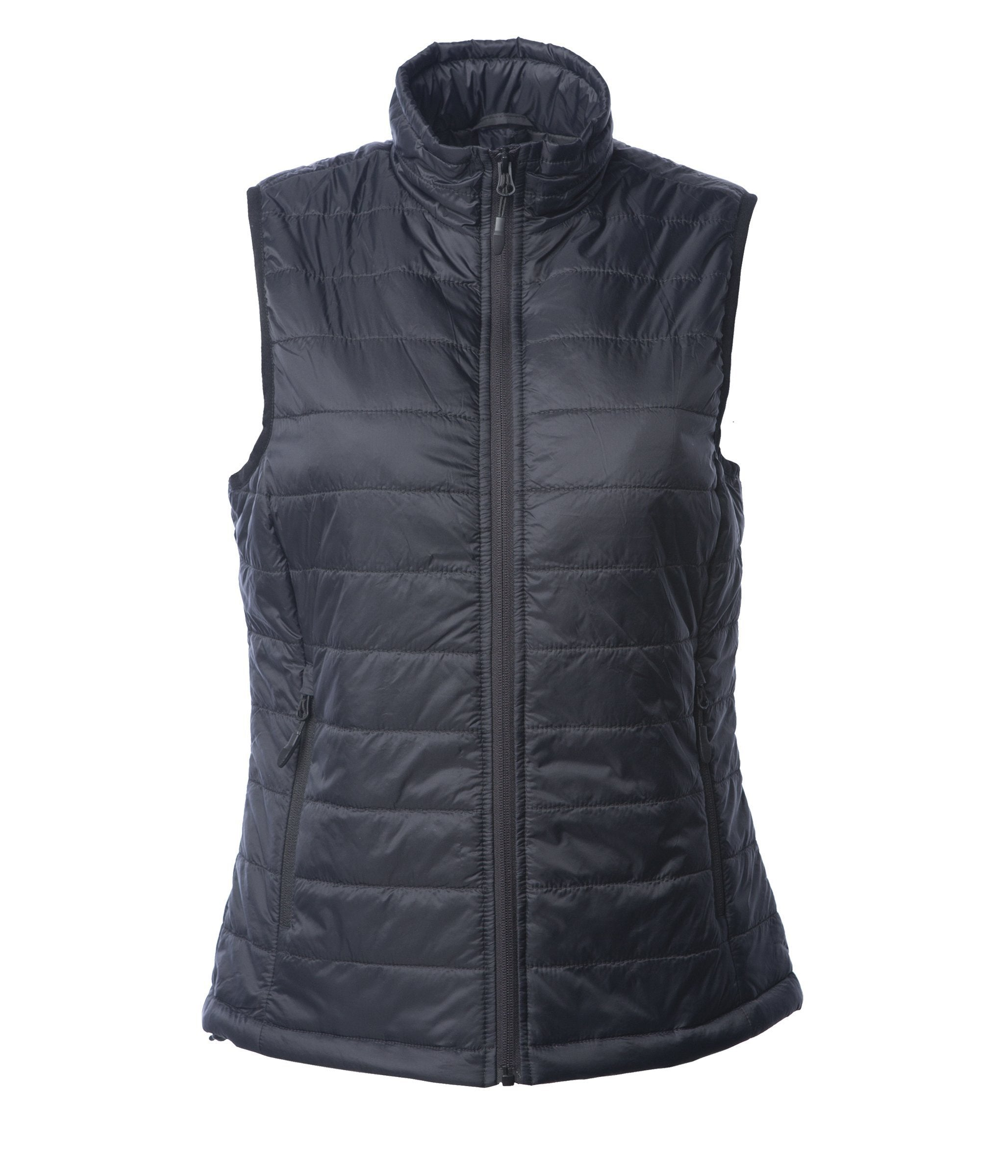 World Changing Women's Hyper-Loft Packable Puffer Vest