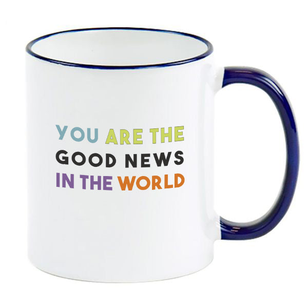 SGN You Are The Good News Special Holiday 2020 Coffee Mug