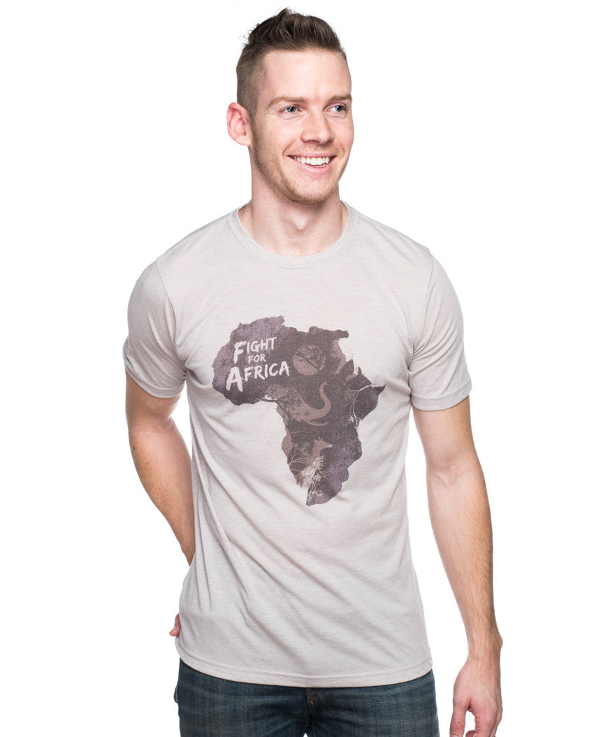 Fight For Africa Tee