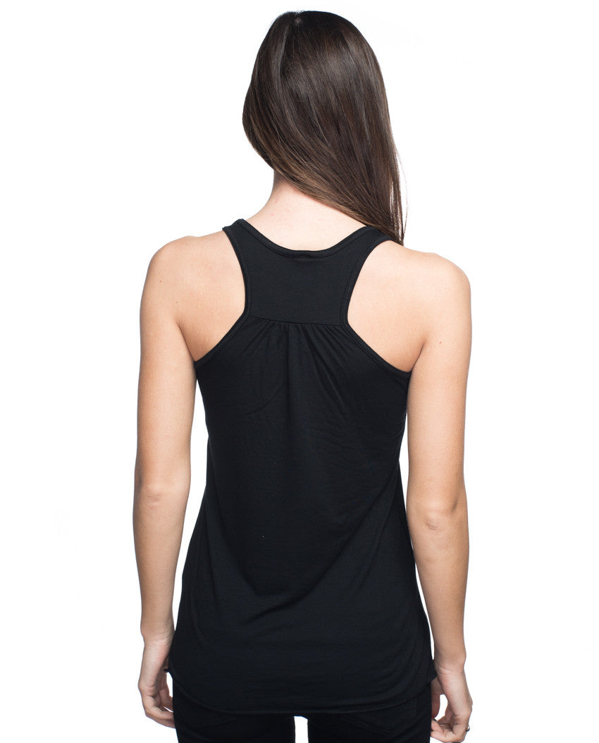 All They Need Is Love Flowy Racerback Tank
