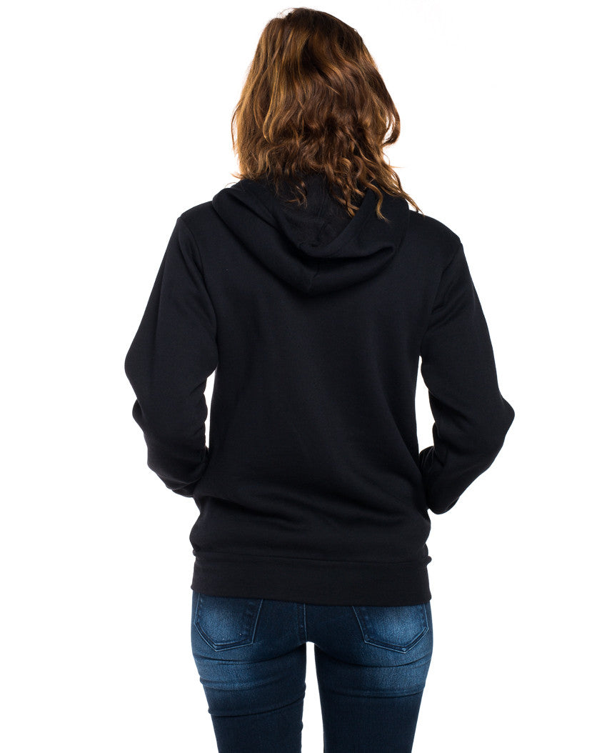 Through Storms Womens Hoodie