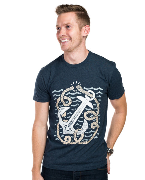 Anchor Rope Tee