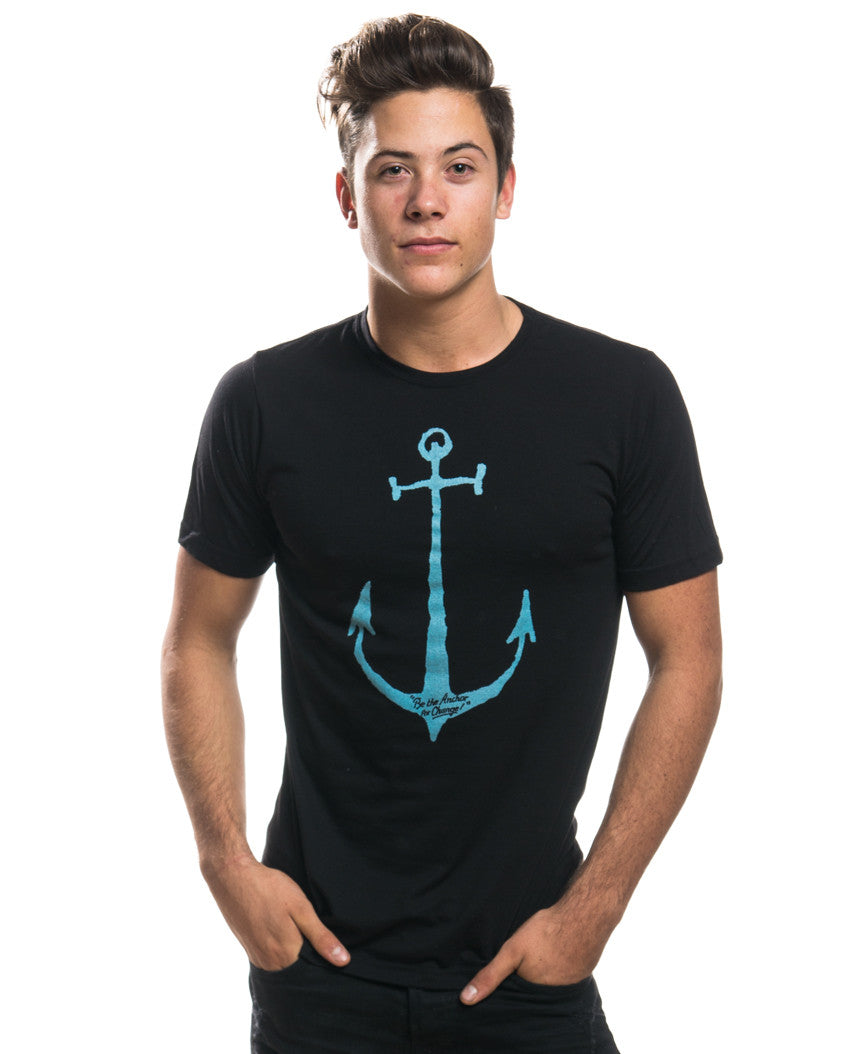 Anchor For Change Tee