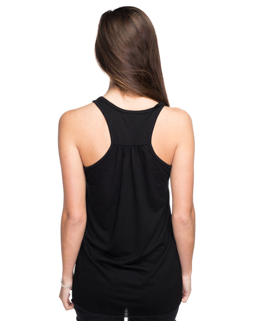 Be Kind Flowy Racerback Tank