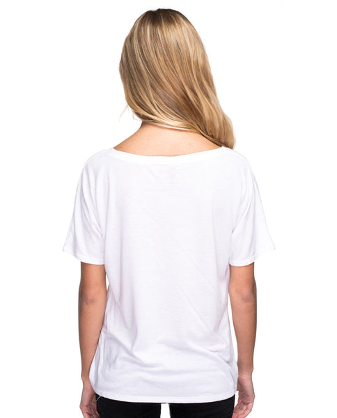 Be Kind Flowy V Neck