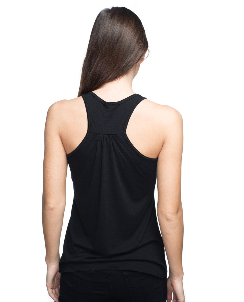 BeOtherly Flowy Racerback Tank