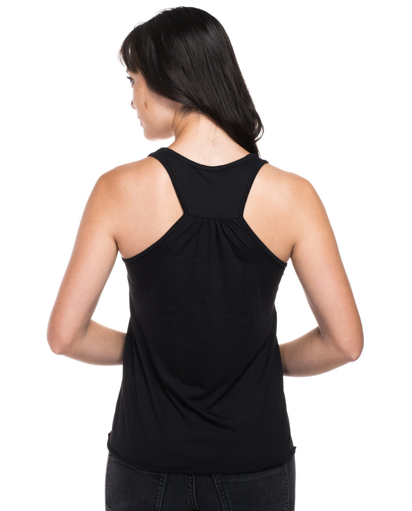 Best Friend Flowy Racerback Tank