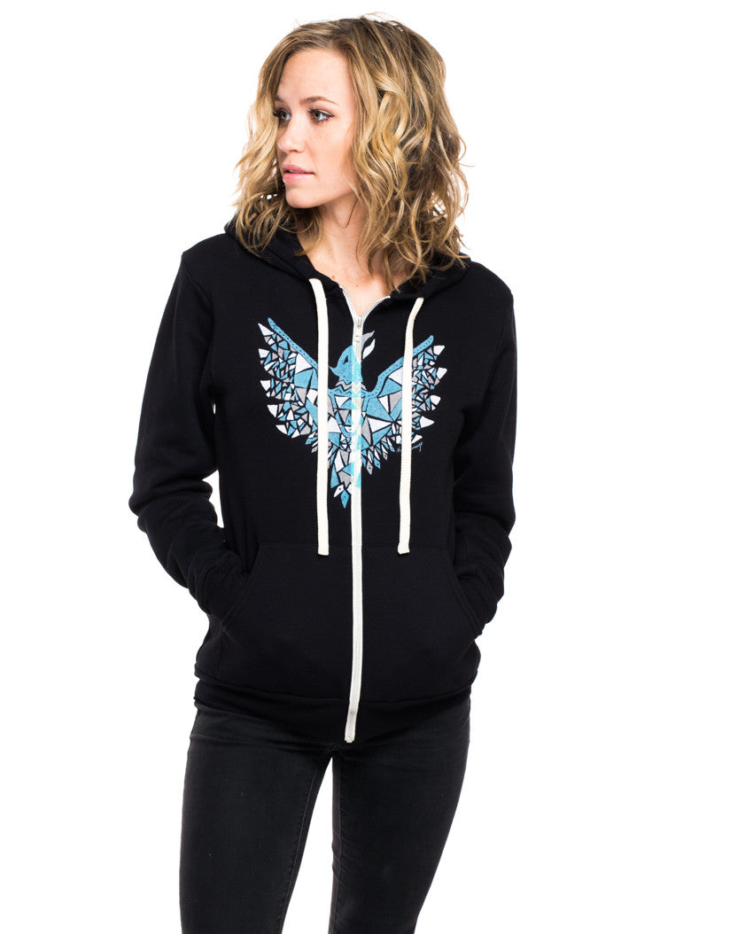 New Beginnings Womens Hoodie