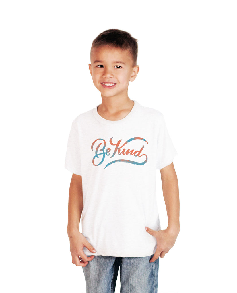 Be Kind Youth Short Sleeve Tee