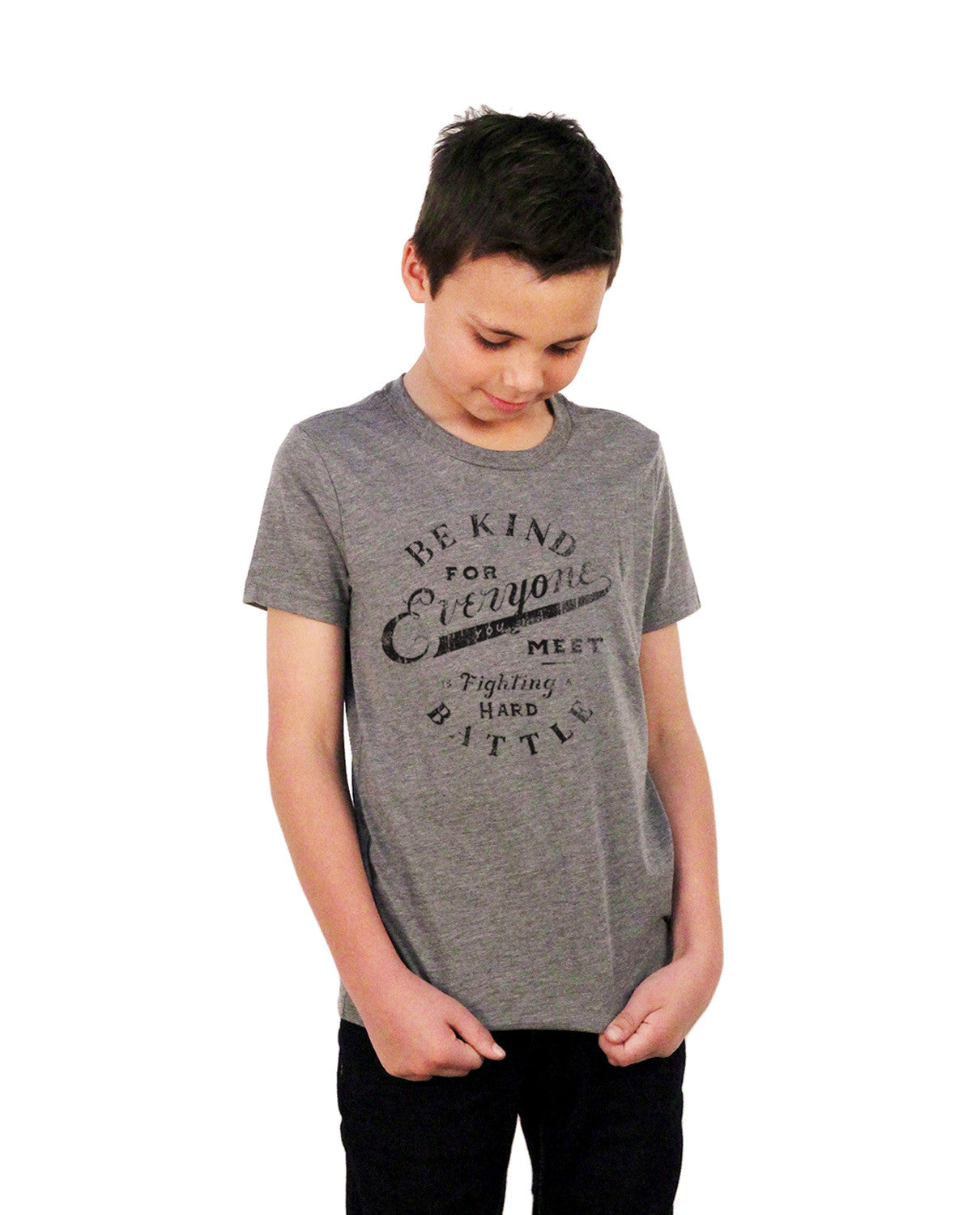 Be Kind Everyone Youth Short Sleeve Tee