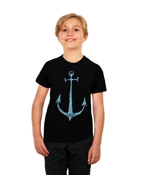 Anchor For Change Youth Short Sleeve Tee