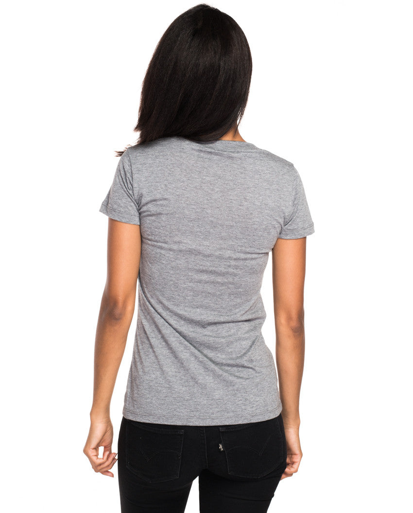 Living Beyond Limits Triblend Short Sleeve Tee