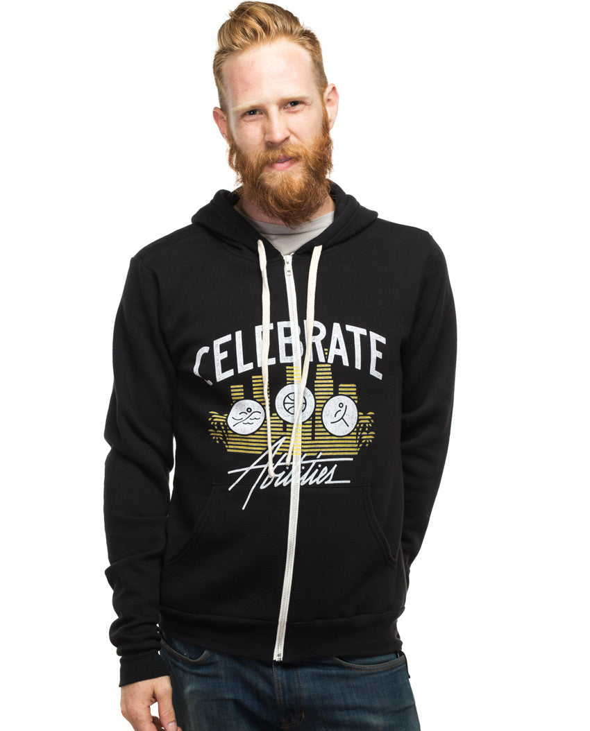 Celebrate Abilities Mens Hoodie