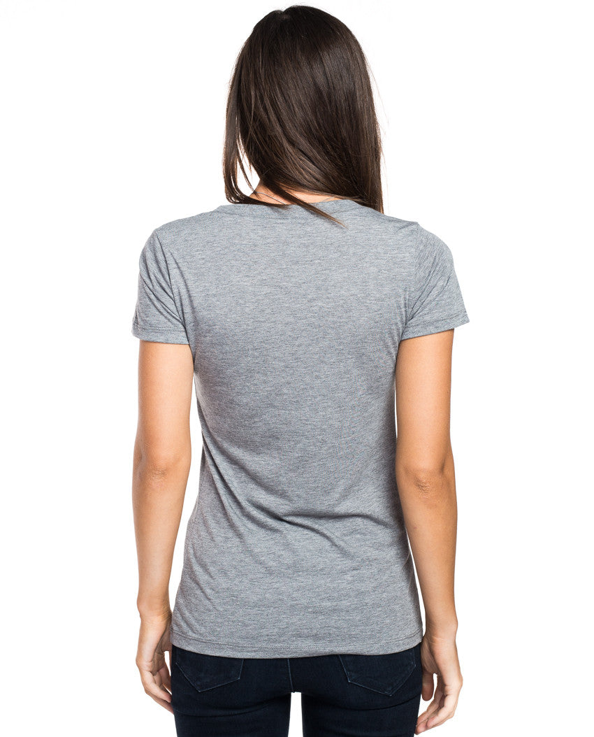 Charting New Beginnings Triblend Short Sleeve Tee