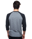 Different Not Less Mens Baseball Tee