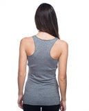 Different Not Less Triblend Racerback Tank