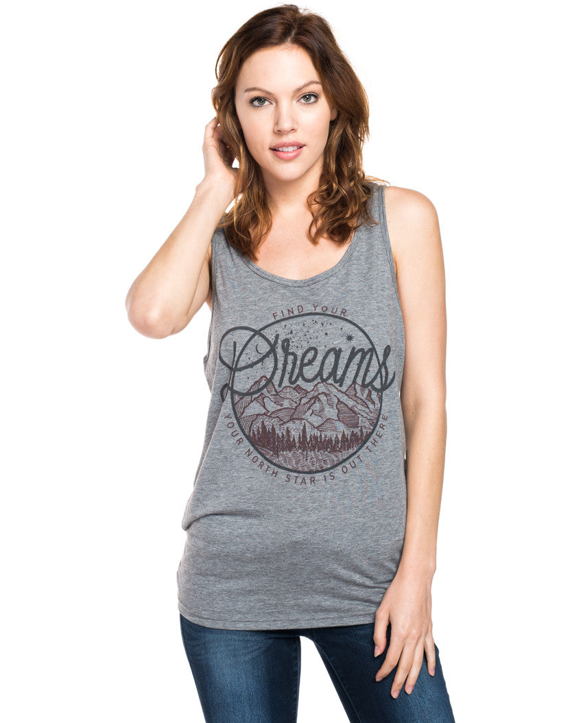 Find Your Dreams Boyfriend Tank