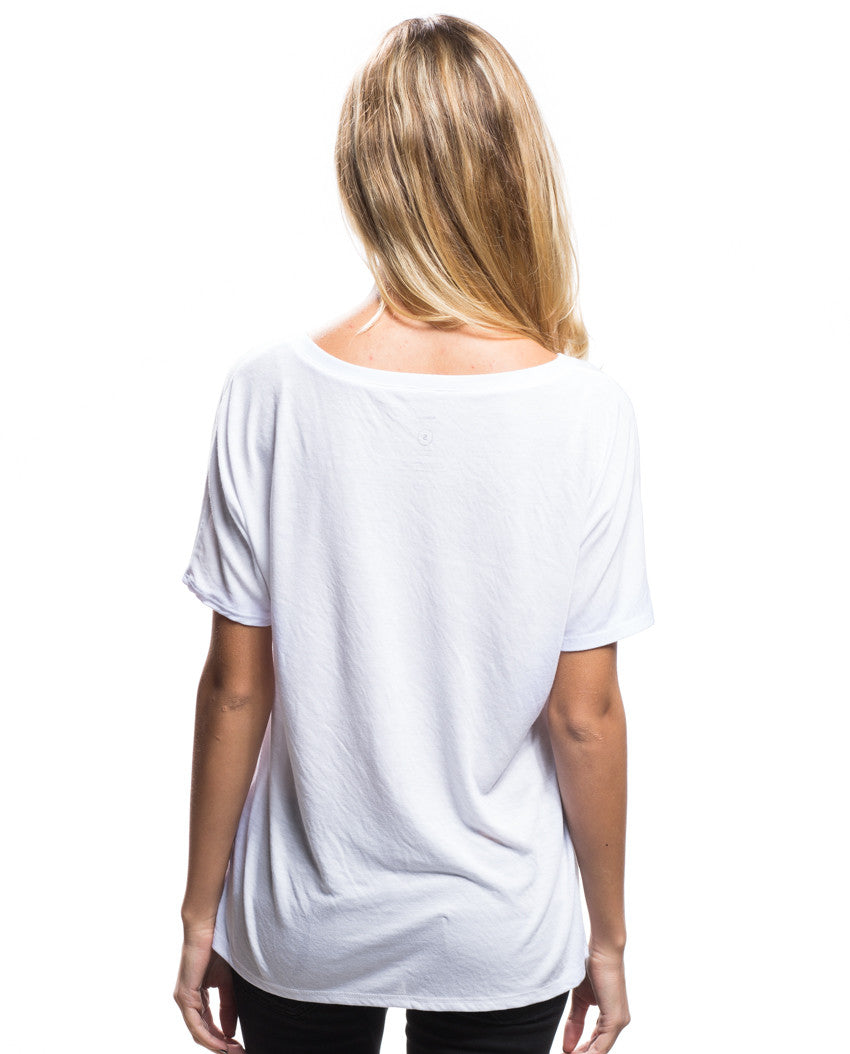 Foster Love Flowy V Neck