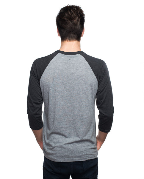 Free Spirit Mens Baseball Tee