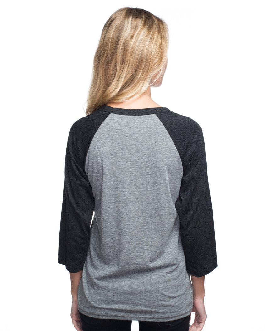Free Spirit Womens Baseball Tee
