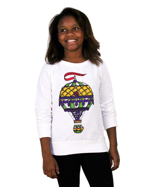 Happiness and Hope Youth Long Sleeve Tee