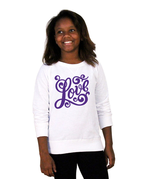 Love Youth Long Sleeve Tee