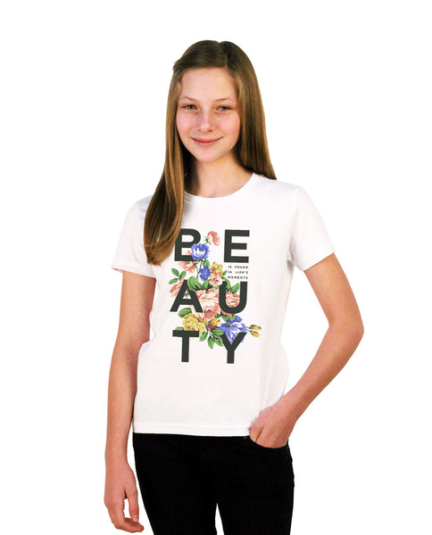 Beauty Youth Short Sleeve Tee