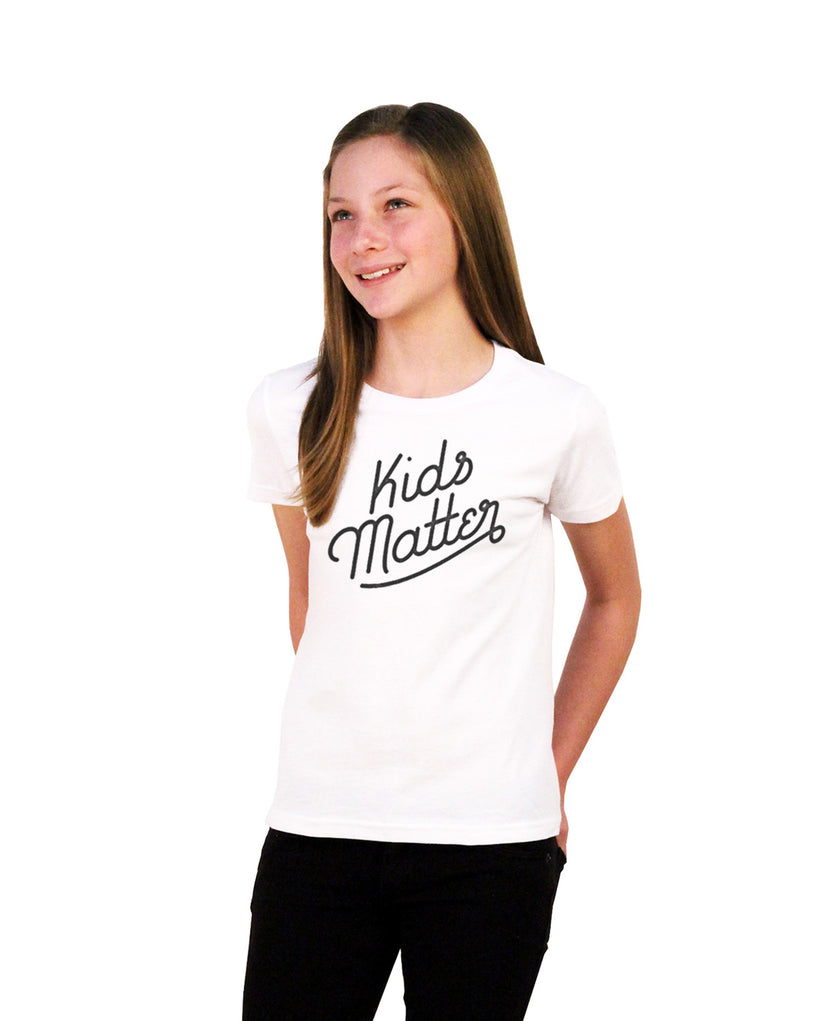 Kids Matter Youth Short Sleeve Tee
