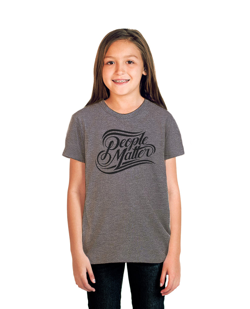 People Matter Youth Short Sleeve Tee