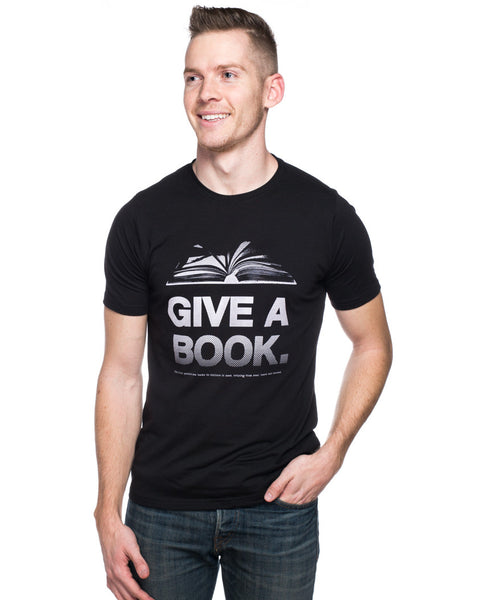 Give A Book Tee