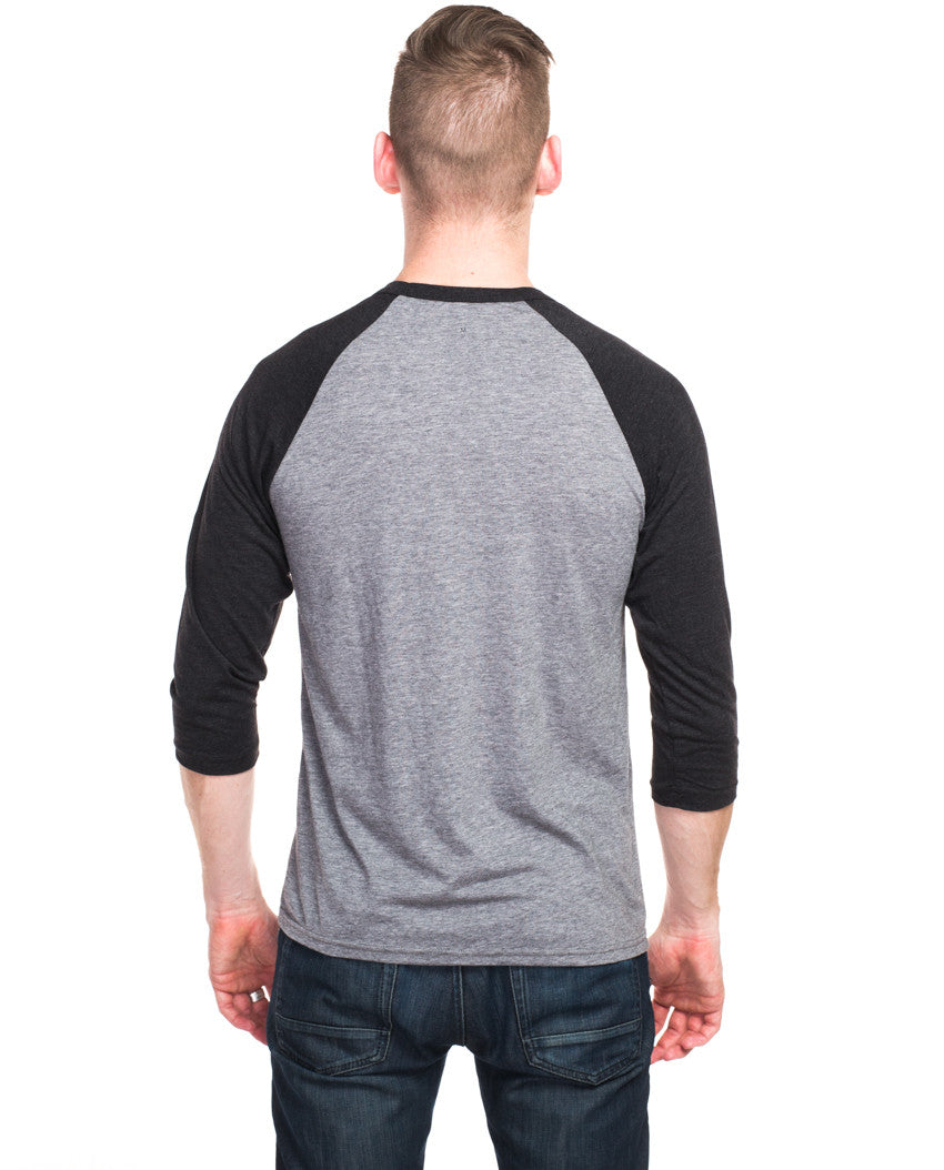 Have The Courage Mens Baseball Tee