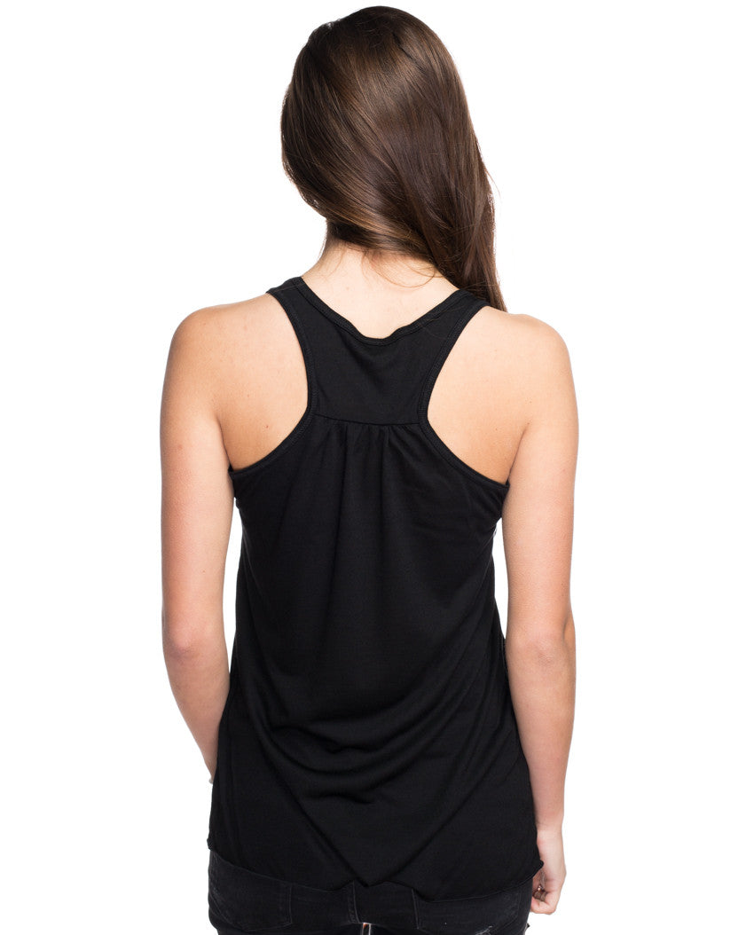Heart and Sole Flowy Racerback Tank