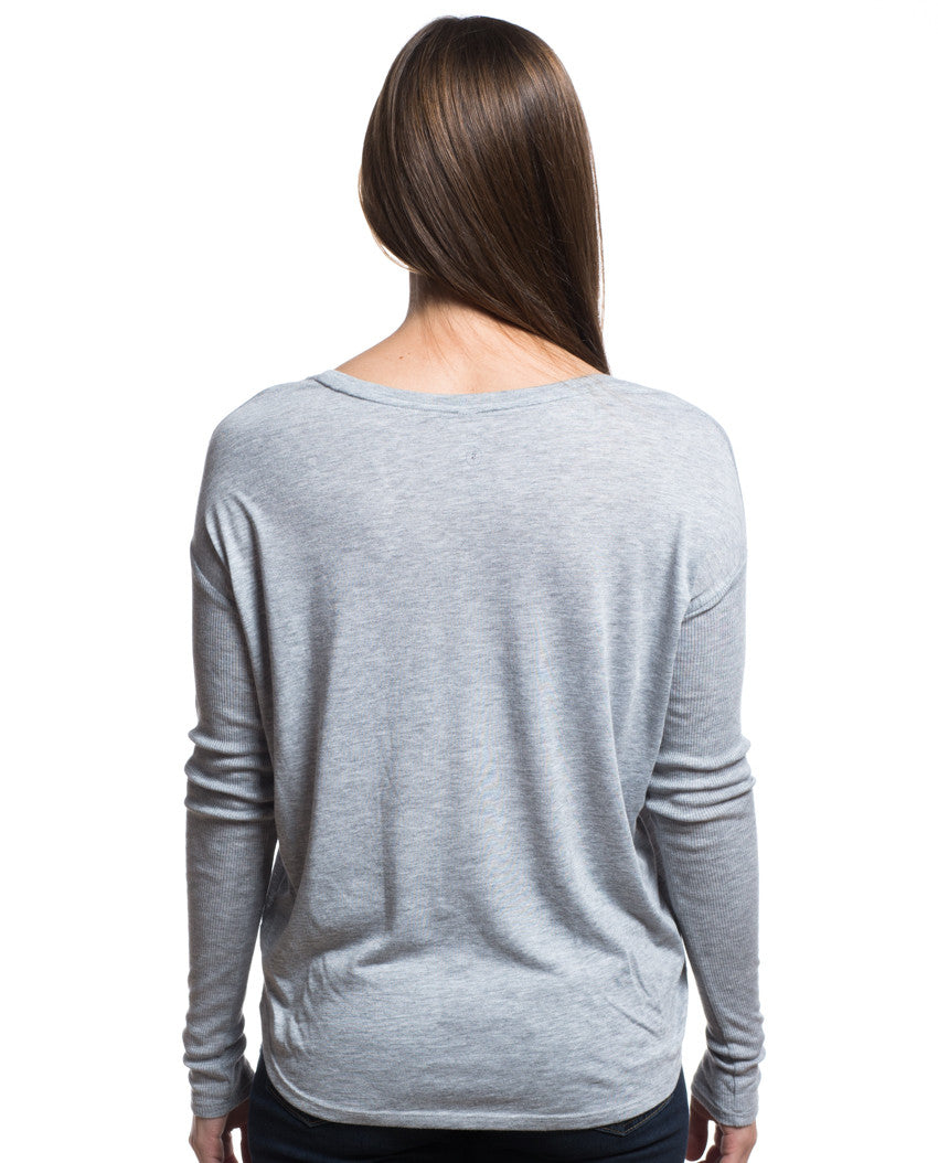 Hope Strong Flowy Long Sleeve Tee