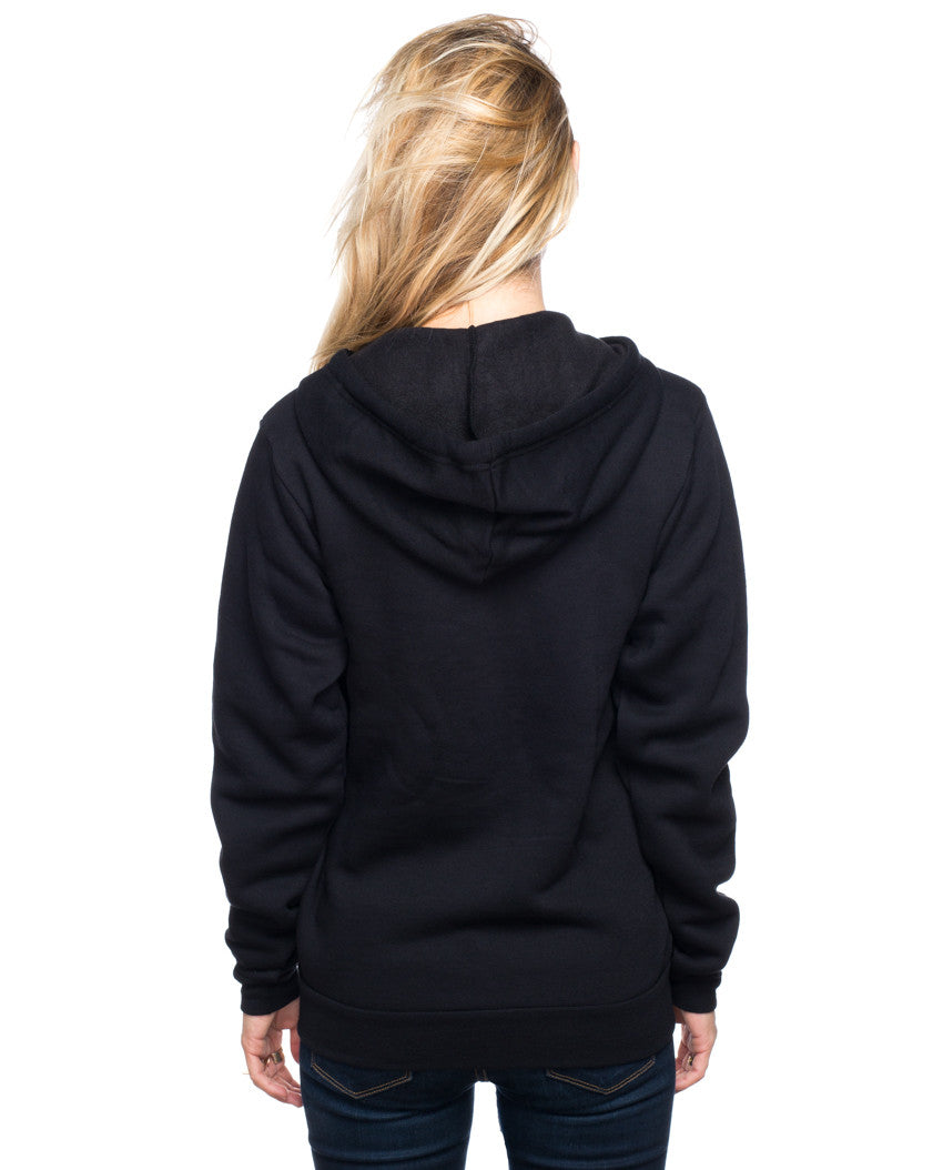 Knowledge Is Key Womens Hoodie