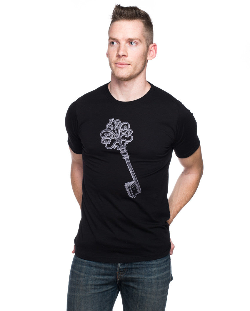 Knowledge Is Key Tee