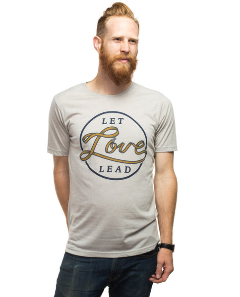Let Love Lead Tee