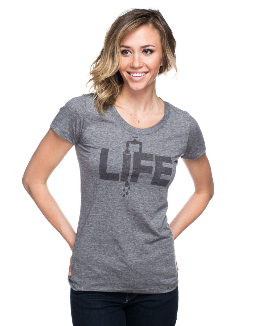 Life Triblend Short Sleeve Tee