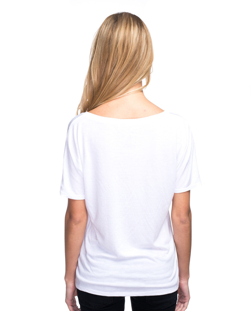 Unlock Freedom Flowy V Neck