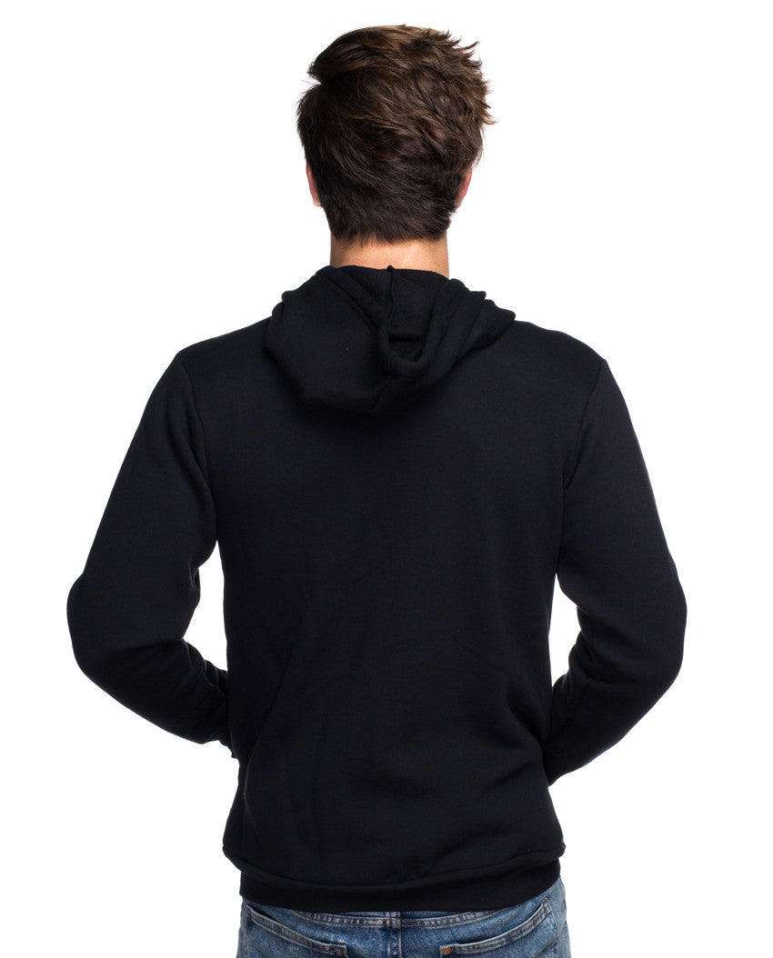 Love Courageously Mens Hoodie