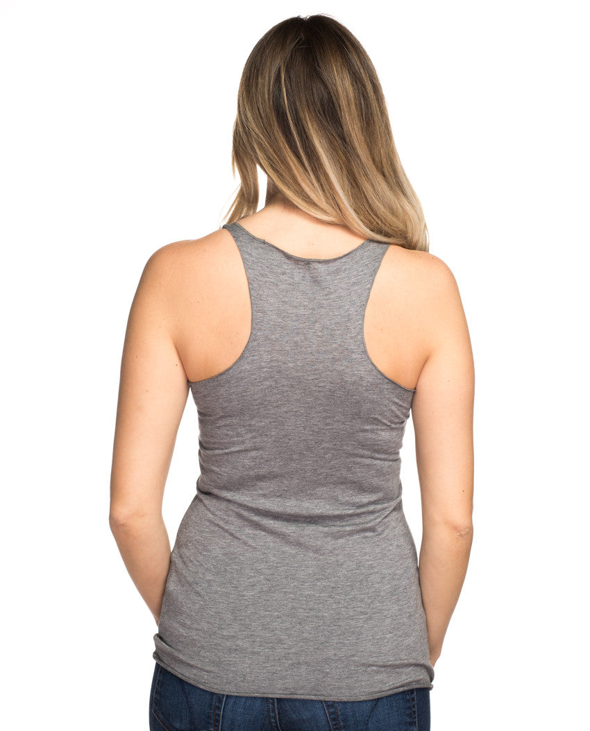 Love The Children Triblend Racerback Tank