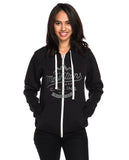 The Mountains Are Calling Womens Hoodie