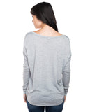 Fallen Not Forgotten Flowy Long Sleeve Tee